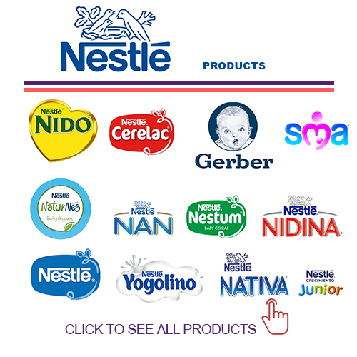 Nestle Baby Food-Hover